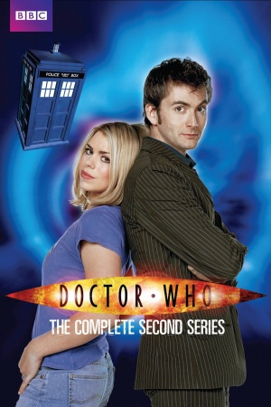 Image result for doctor who season 2 poster