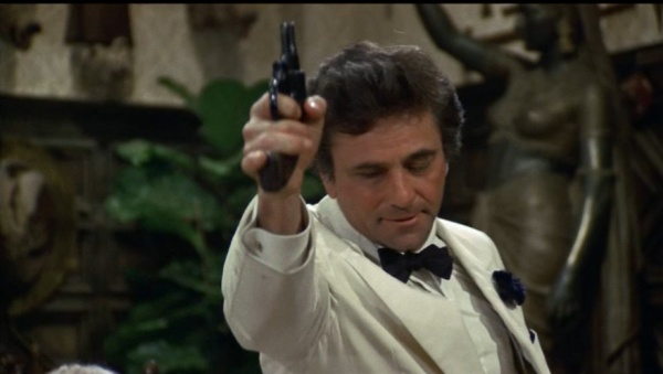 Image result for peter falk murder by death movie