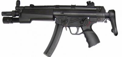 MP5 A3 wie sie von Michelle benutzt wird