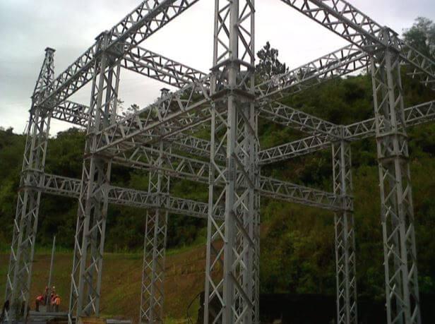 Proyecto Subestación para Minera Nyrstar-ENEE Honduras