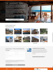 Custom Real Estate WordPress Website by imFORZA