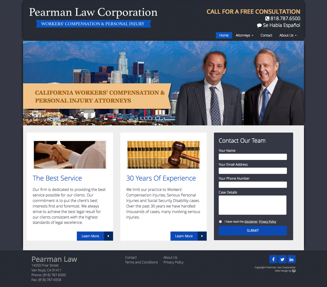 Pearman Law Corporation