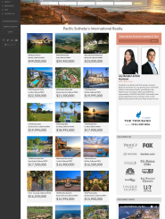Aumann & Bender - Custom Real Estate Website