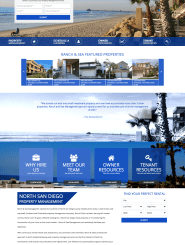 Ranch & Sea Management - Custom WordPress Real Estate Website