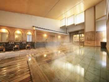 【谷川温泉 旅館たにがわ】の大浴場
