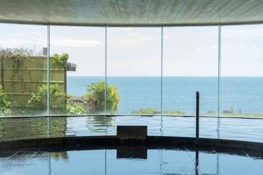 小名浜オーシャンホテル大浴場の画像