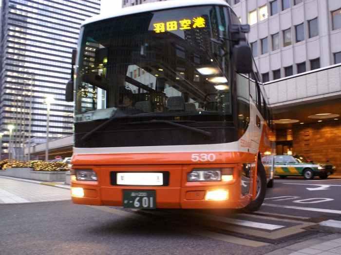 【京王プラザホテル】羽田・成田空港とホテル間の送迎用リムジンバス