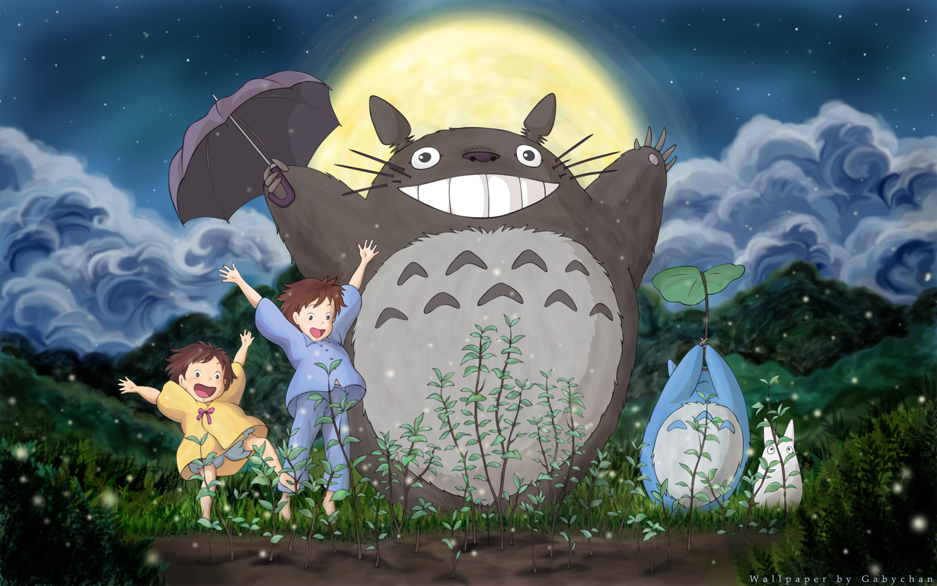 Image result for My Neighbor Totoro – Stroll