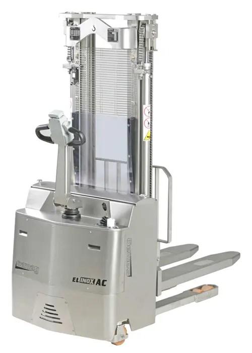 EL inox - Gerbeur électrique Samag