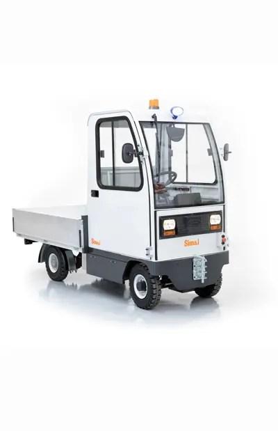 Porteur électrique PE15 SImai