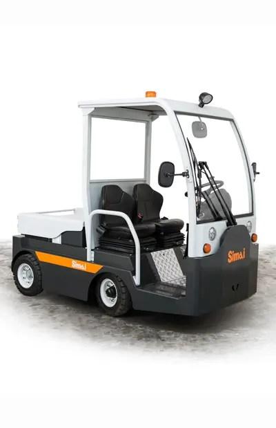 Tracteur électrique TE80IXB SImai