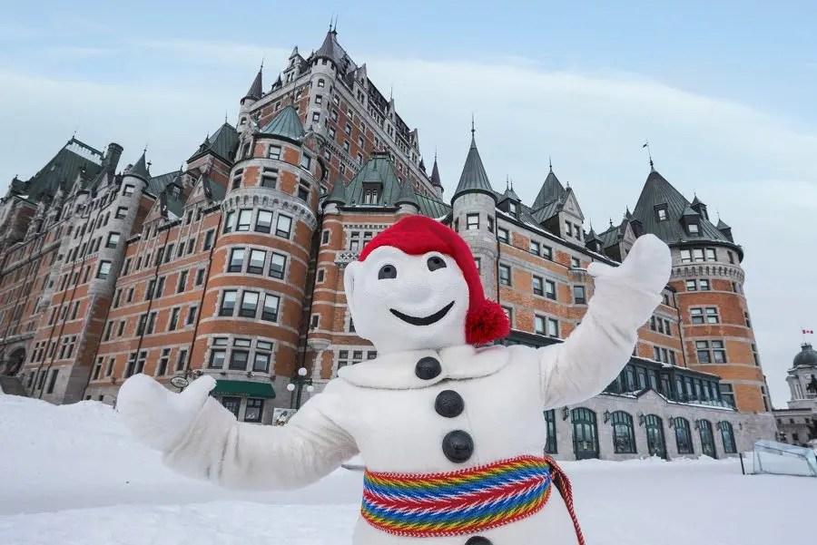 Quebec: o Carnaval no Canadá