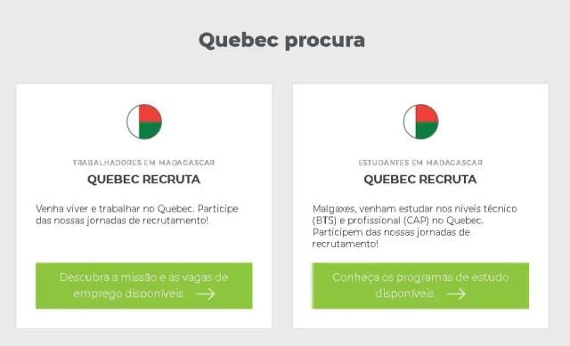 Québec en Tête ou Quebec - Missão de Recrutamento em São Paulo 2020