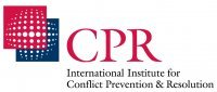 The International Institute for Conflict Prevention and Resolution (CPR)