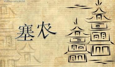 Zenon po chińsku