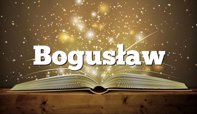 Bogusław