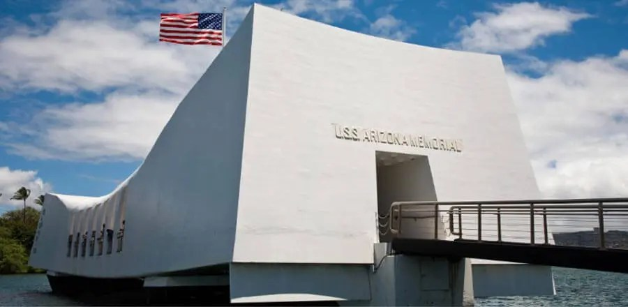 USS Arizona Pearl Harbor Tours
