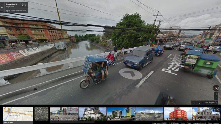 Panganiban Drive / Delfin Rosales Bridge