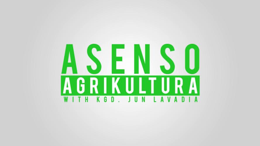 Asenso Agrikultura S01E01