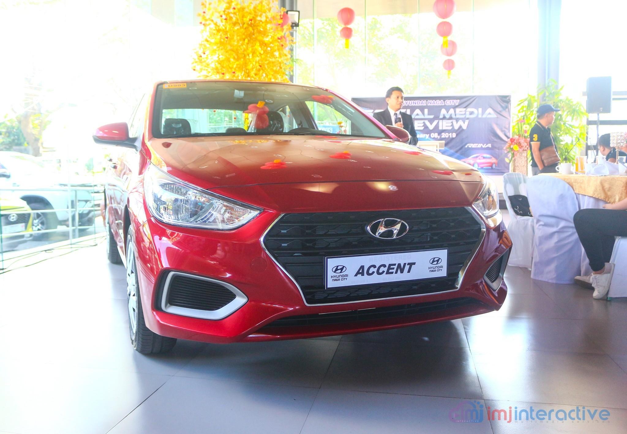 Hyundai Naga launches hybrid Ioniq, all-new Accent and Reina