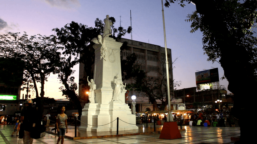 Naga City plans to redevelop, facelift Plaza Rizal & Plaza Quezon