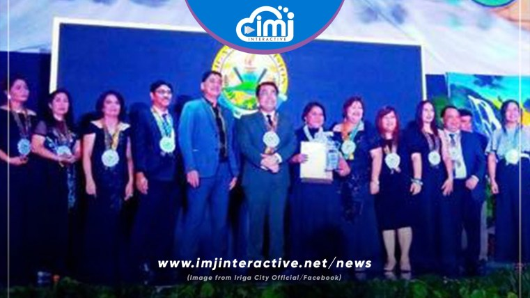 Iriga City schools bags awards in 2019 Gawad Brigada