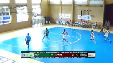 NCF vs SFNHS | 2020 NBTC League Naga/CamSur