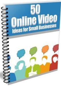 50 online video ideas