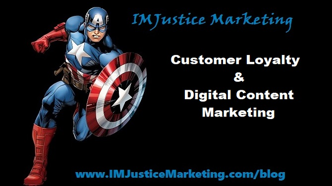 customer loyalty and digital content marketing