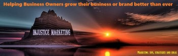 marketing your business or brand with IMJustice Marketing