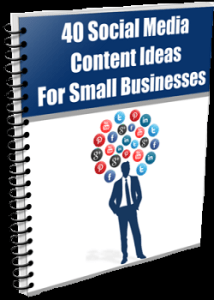 40 Social Media Marketing Content Ideas for your business