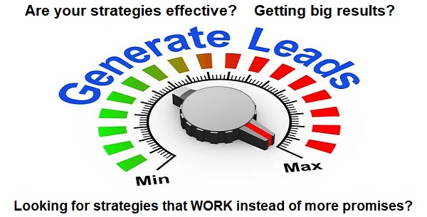 Lead Generation Strategies to grow your business