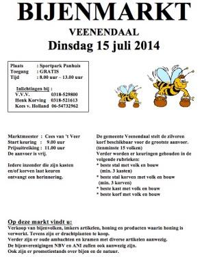 Bijenmarkt Veenendaal