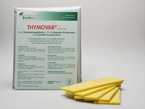 Thymovar tegen Varroamijt