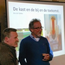 Pieter introduceert Aris