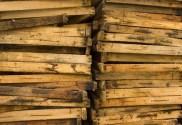 Rähmchen Stapel, Bienenrähmchen