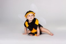 Bienenkostüm Kleinkind