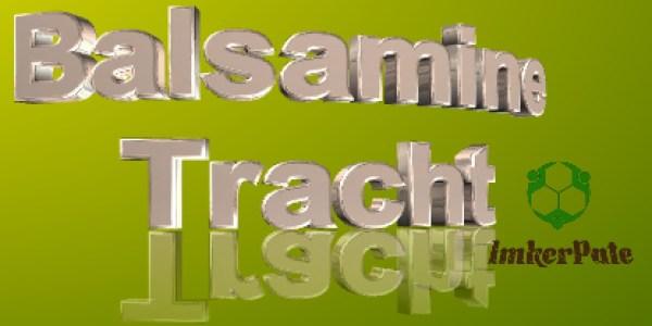 Balsamine Tracht, druesiges Springkraut Titel
