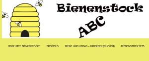 Bienenstock ABC