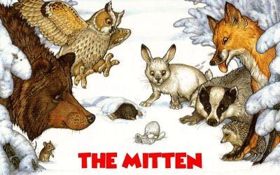 """Cuenta-cuentos de invierno """"The Mitten"""". ¡Gratis para nuestros alumnos!"""