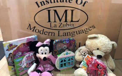 La Zubia pone en marcha una campaña solidaria de recogida de juguetes para los niños con menos recursos