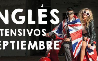 Nuevos cursos intensivos de inglés en Granada (La Zubia) Septiembre 2019