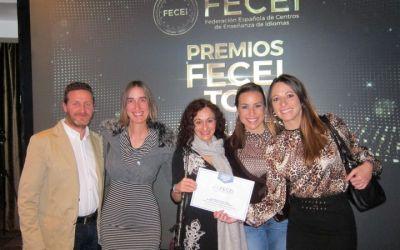 Una academia de inglés de La Zubia, entre las cuatro mejores de toda España en Responsabilidad Social Corporativa