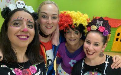 Historias de Halloween para niños en inglés