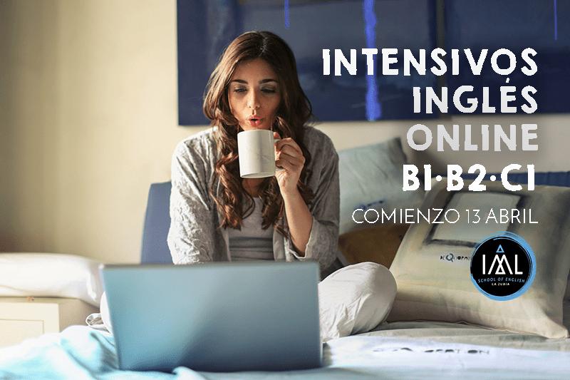 intensivos de inglés online