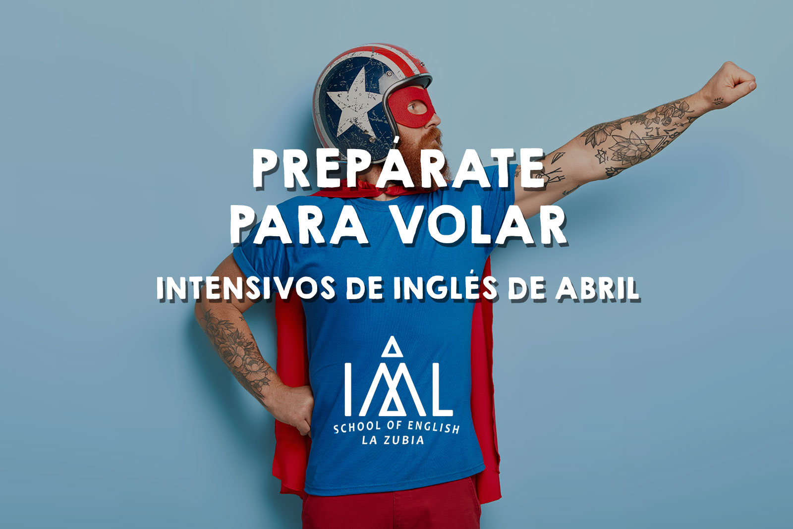 intensivos inglés abril