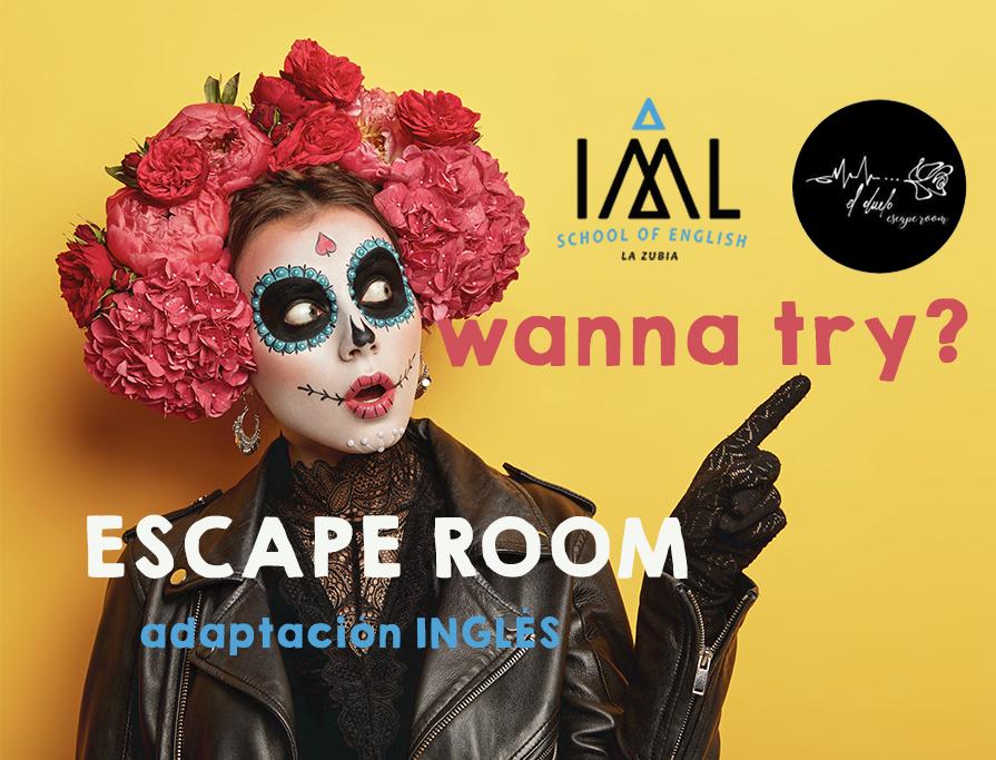 Escape room IML La Zubia
