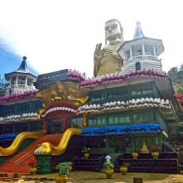 Tempio d'Oro Dambulla