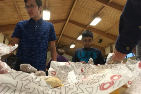Immanuel Joplin Youth 2018 Super Sub Sandwich