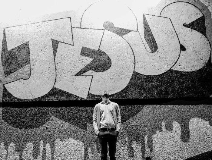 Only Jesus. People Of The Passion. Lent Devotion. Immanuel Lutheran Church, Joplin, Missouri.